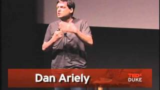 Self control: Dan Ariely at TEDxDuke