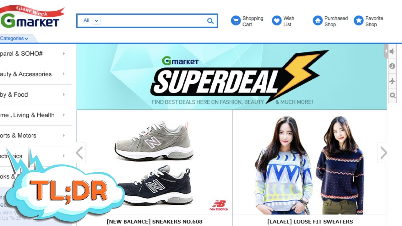 9a829faeee8 How to Use Gmarket - YouTube