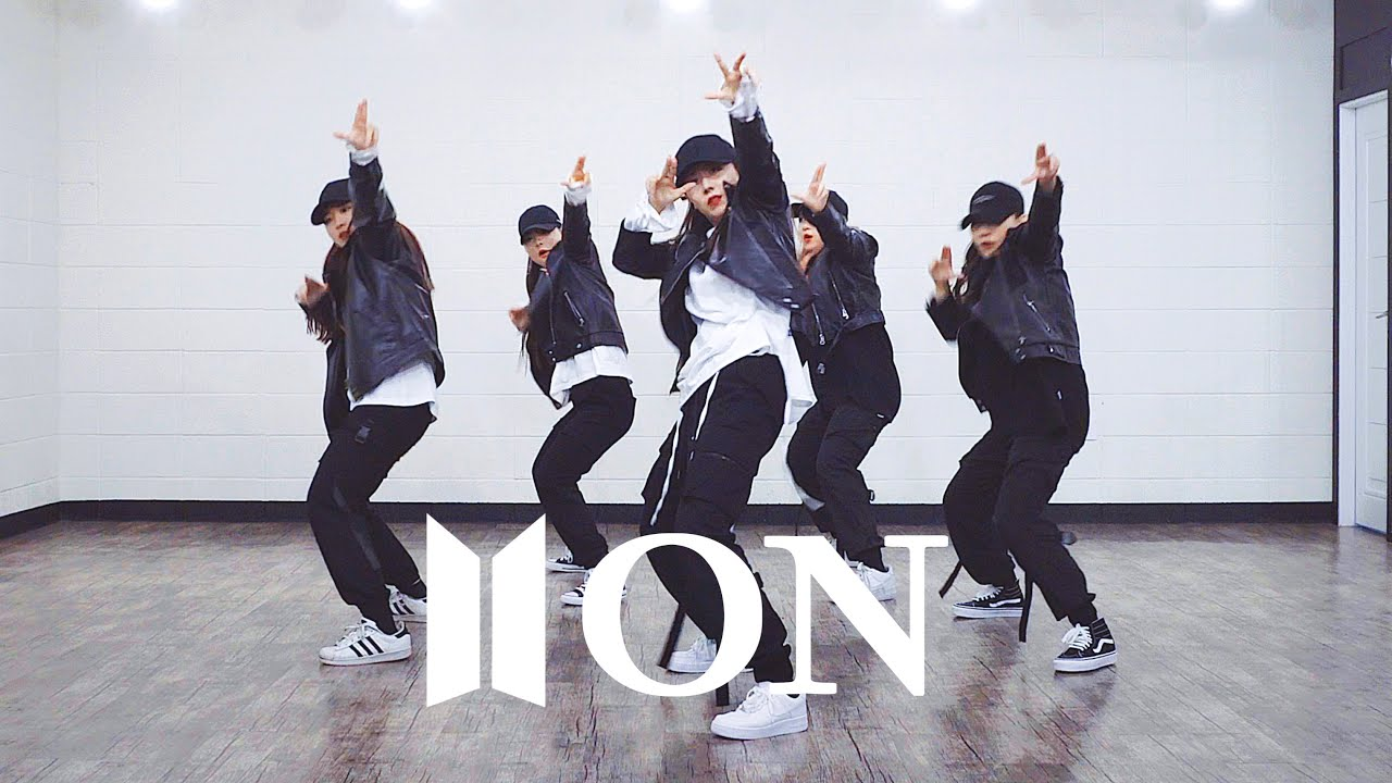 BTS (방탄소년단) - 'ON' | 커버댄스 DANCE COVER | FULL VER | IG : @morethanyouth_korea
