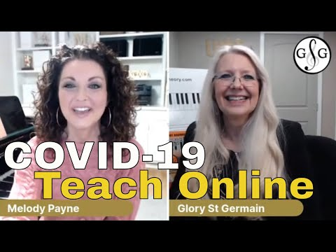 Coronavirus - Learn How To Teach Online Music Lessons During COVID-19 Pandemic