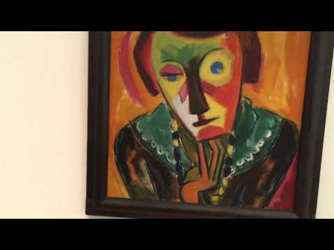 A few neat things at the North Carolina Museum of Art