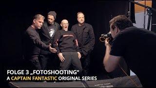 Die Fantastischen Vier - Captain Fantastic Series - FOLGE 3: Fotoshooting