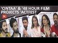 "Swara Bhasker to Sumeet Vyas Arrive In Large Numbers To Attend ""CINTAA's ActFest"""