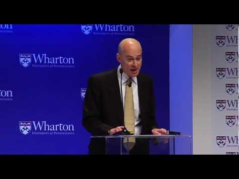 Franklin Allen: Wharton Global Alumni Forum, Milan 2012
