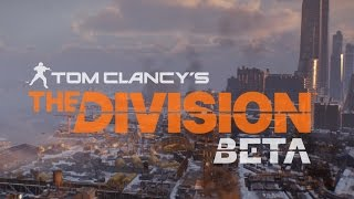 The Division Сlosed Beta Story Walkthrough in 4K. No Commentary Gameplay (PC, UHD, 2160p)