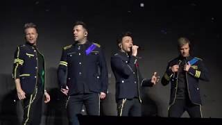"Westlife ""Swear It Again"" 26.6.2019 The Twenty Tour M&S Bank Arena, Liverpool"