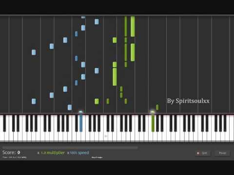 Piano Edition] Angel Beats! - My Soul, Your Beats! - エンジェル