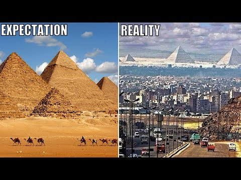 Ryan - World Landmarks: Expectation Vs. Reality