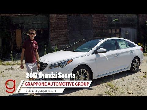 2017 Hyundai Sonata Limited 2.0T Road Test Review