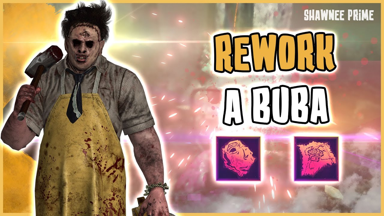 REWORK A LEATHERFACE - ADDONS OP - DEAD BY DAYLIGHT | GAMEPLAY ESPAÑOL | DBD PS4 PC XBOX
