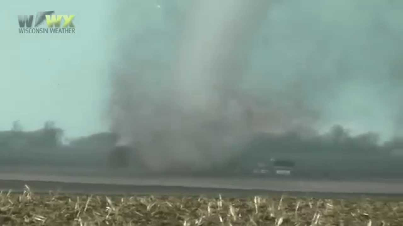Fairdale Il Birth Of The Tornado April 9 2015 Youtube