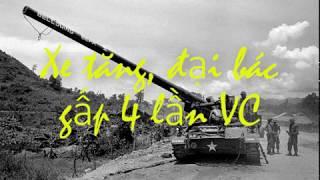 4 nguyên nhân khiến 1,2 triệu quân Việt Nam Cộng Hòa thua cuộc năm 1975 (phần 1)