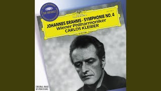 Brahms: Symphony No.4 In E Minor, Op.98 - 1. Allegro non troppo