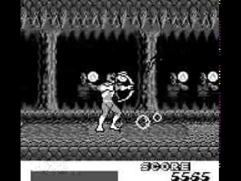 Game Boy Longplay [147] Mighty Morphin Power Rangers