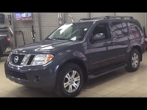 2012 Nissan Pathfinder SV Review