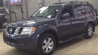 Nissan Pathfinder 2012 Videos