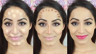 Step By Step Flawless Base Makeup (HINDI)| Deepti Ghai Sharma