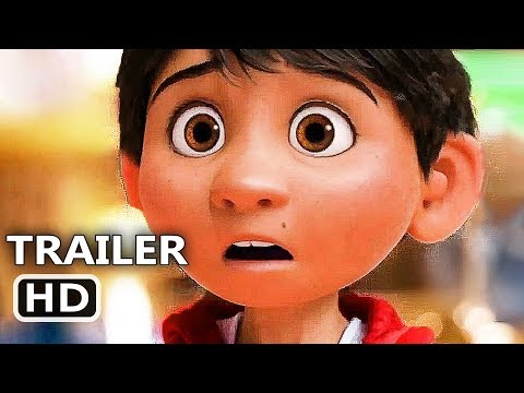 Thumbnail: COCO Official Trailer # 3 (2017) Disney Pixar Animation Movie HD