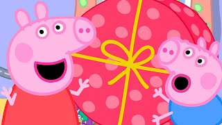 Peppa Pig Official Channel | What's Inside Peppa's Giant Parcel?
