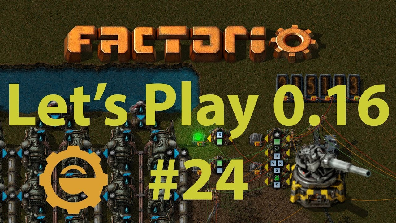 Factorio 0 16 Let U0026 39 S Play  24 - Nuclear Fuel Cell Control Circuit