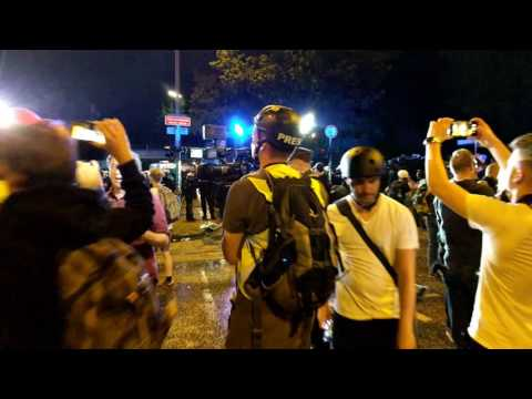 Hamburg G20 Riots 06.07.2017