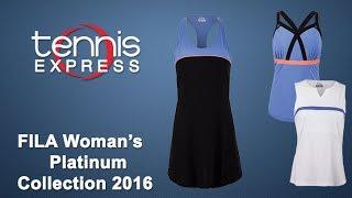 Fila Womens Platinum Collection | Tennis Express