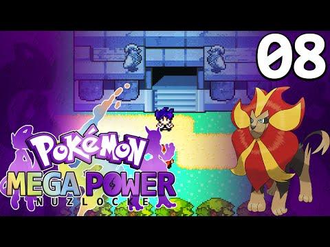 "Pokemon Mega Power Nuzlocke! (Rom Hack) Walkthrough #08 ""ANCIENT TEMPLES"" w/Jason Plays Pokemon"