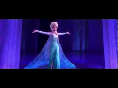 [VIDEO] Idina Menzel - Let It Go (Frozen) 1 Hour Loop