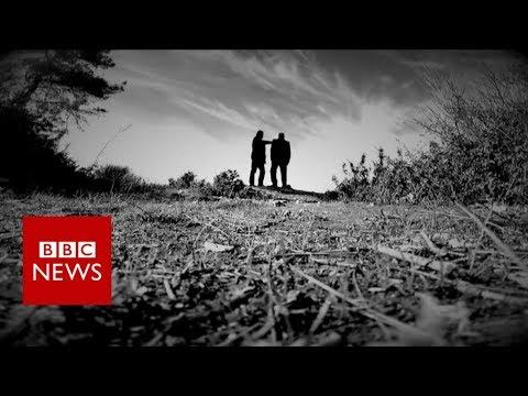 Lebanon's civil war veterans fight for peace - BBC News