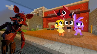 Minecraft Xbox - Five Nights At Freddy's - Fire Station