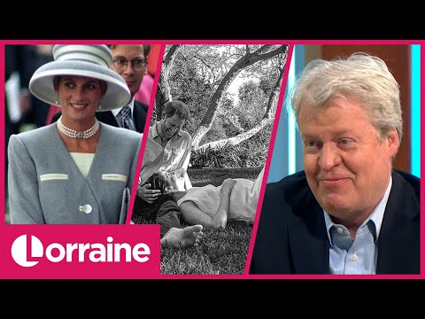 Earl Spencer On Baby Lilibet's Birth & His Sister Diana's Powerful Legacy   Lorraine