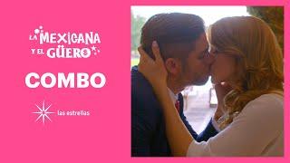 La Mexicana y el Güero: ¡Katya y Rodrigo se besan! | C-120 | Las Estrellas