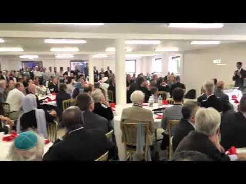 Exeter Mosque opening day UK - افتتاح مسجد إكستر في بريطانيا