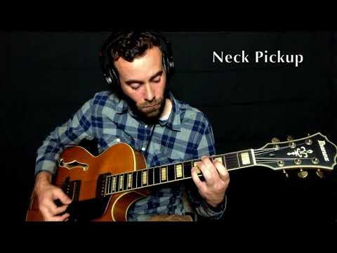 Ibanez AKJV95 guitar review / demo