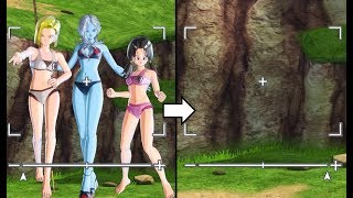Bad news for perverts on the new dragon ball xenoverse 2 photo mode....
