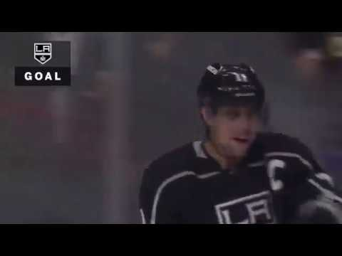 Anze Kopitar goal. Edmonton Oilers vs Los Angeles Kings 11/26/2018