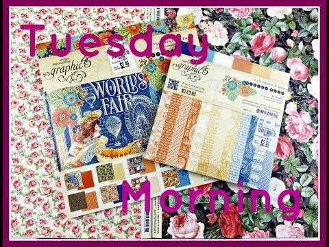 Tuesday Morning Mega Haul. Happy Day!