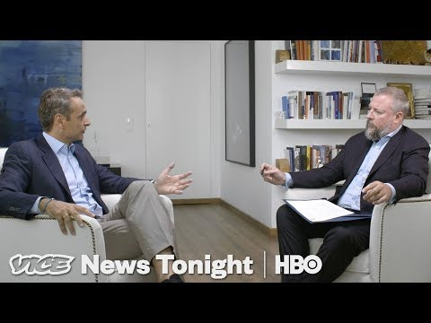 Tornado Tourism & Greece's New Prime Minister: VICE News Tonight Full Episode (HBO)