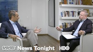 Greece's New Prime Minister & Tornado Tourism: VICE News Tonight Full Episode (HBO)