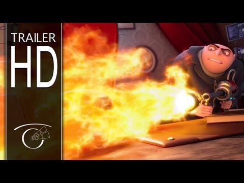 Gru 2, mi villano favorito - Trailer 2 HD Videos De Viajes