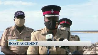Boat Accident In Grand Bahama