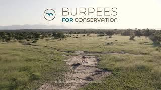 #BurpeesForConservation - The Teaser