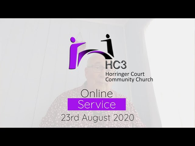 HC3 Online - 23rd August 2020 - Confined, but not Constrained