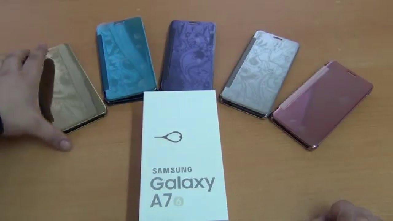 ОБЗОР: Классный Силиконовый Чехол-Накладка для Samsung Galaxy J1 .