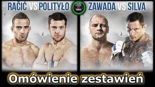 KSW 49 - Martin Zawada vs Thiago Silva, Antun Racic vs Paweł Polityło