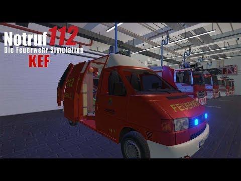 Notruf 112: #03 - Lohnt sich das KEF? | Notruf 112 Die Feuerwehr Simulation |