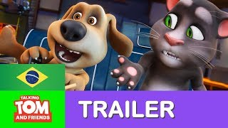 Talking Tom and Friends - Mais Comédia (Teaser de Novos Episódios)