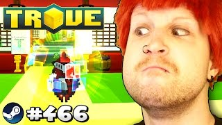 WILL GEM REROLLS COST YOU MONEY!? ✪ Scythe Plays Trove PC #466
