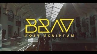 Le rappeur Brav joue Post Scriptum de Kery James au piano à la gare (Official Video)