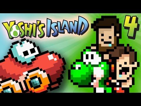 Yoshi's Island - EP 4: Ridin' Dirty | SuperMega